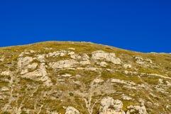 Paesaggio del Apennines Fotografie Stock Libere da Diritti