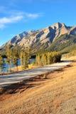 Paesaggio del Banff Fotografia Stock Libera da Diritti