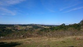 Paesaggio del Brasile immagini stock