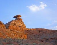 Paesaggio del cappello messicano Fotografie Stock Libere da Diritti