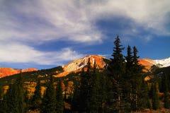 Paesaggio del Colorado Immagini Stock Libere da Diritti