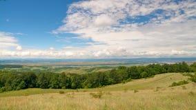 Paesaggio del Danubio del fiume Fotografia Stock Libera da Diritti