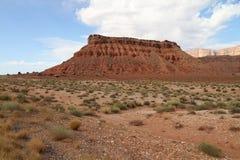 Paesaggio del deserto Immagine Stock Libera da Diritti