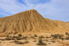 Paesaggio del deserto Fotografia Stock Libera da Diritti