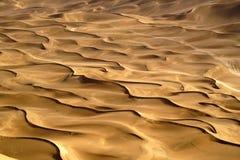 Paesaggio del deserto della Cina Xinjiang Immagine Stock Libera da Diritti