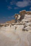 Paesaggio del deserto, Negev, Israele Immagini Stock