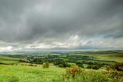 Paesaggio del Dorset fotografie stock