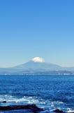 Paesaggio del Enoshima Chigogafuti. Immagine Stock