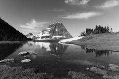 Paesaggio del ghiacciaio Immagini Stock
