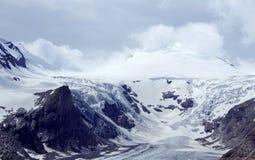 Paesaggio del ghiaccio Fotografie Stock