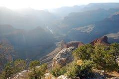 Paesaggio del Grand Canyon Immagini Stock Libere da Diritti