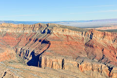 Paesaggio del grande canyon Fotografie Stock Libere da Diritti
