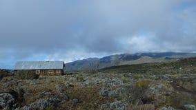 Paesaggio del Kilimanjaro Fotografia Stock Libera da Diritti