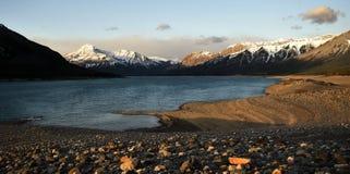 Paesaggio del lago mountain Fotografie Stock Libere da Diritti