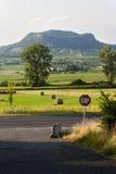 Paesaggio del lato del paese Fotografia Stock Libera da Diritti