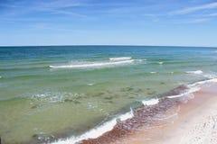 Paesaggio del Mar Baltico Fotografia Stock Libera da Diritti