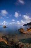 Paesaggio del mare Fotografia Stock Libera da Diritti