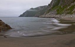 Paesaggio del mare Fotografie Stock Libere da Diritti