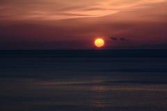 Paesaggio del mare Immagini Stock Libere da Diritti