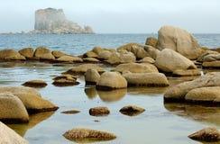 Paesaggio del mare. Immagine Stock