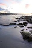 Paesaggio del mare Immagini Stock