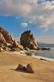 Paesaggio del mare dell'Estremo Oriente. Fotografia Stock Libera da Diritti