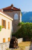 Paesaggio del Montenegro Fotografia Stock