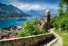 Paesaggio del Montenegro Fotografia Stock Libera da Diritti