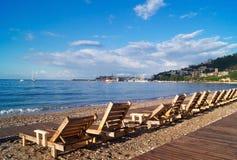 Paesaggio del Montenegro Immagine Stock
