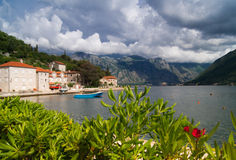 Paesaggio del Montenegro Fotografie Stock Libere da Diritti