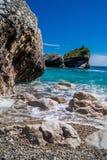 Paesaggio del Montenegro Immagini Stock Libere da Diritti
