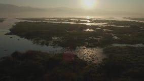 Paesaggio del Myanmar archivi video