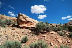 Paesaggio del New Mexico Fotografie Stock
