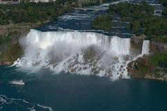 Paesaggio del Niagara Immagini Stock