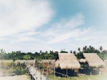 Paesaggio del paese del ‹di Thai†immagini stock
