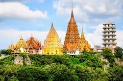 Paesaggio del Pagoda Immagine Stock