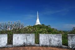 Paesaggio del palazzo di Phra Nakhon Khiri Immagini Stock Libere da Diritti