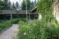Paesaggio del parco di Seonyudo fotografia stock