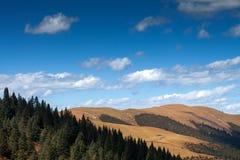 Paesaggio del plateau fotografie stock
