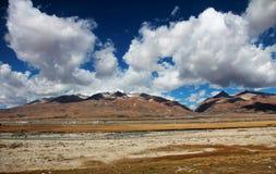 Paesaggio del plateau Immagini Stock