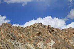 Paesaggio del plateau Fotografia Stock