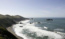 Paesaggio del puntello della California Fotografia Stock Libera da Diritti