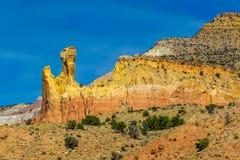 Paesaggio del ranch del fantasma Fotografie Stock Libere da Diritti
