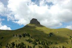 Paesaggio del sud del Tirol. Fotografia Stock Libera da Diritti