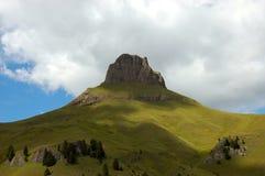 Paesaggio del sud del Tirol. Immagini Stock