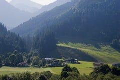 Paesaggio del Tirol Immagini Stock Libere da Diritti