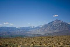 Paesaggio dell'americano del deserto Fotografie Stock Libere da Diritti