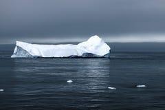 Paesaggio dell'Antartide Fotografie Stock Libere da Diritti