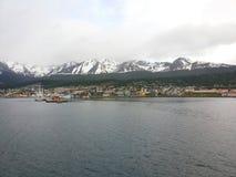 Paesaggio dell'Antartide Fotografie Stock