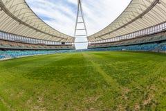 Paesaggio dell'arena dell'entrata dello stadio di football americano Fotografie Stock Libere da Diritti